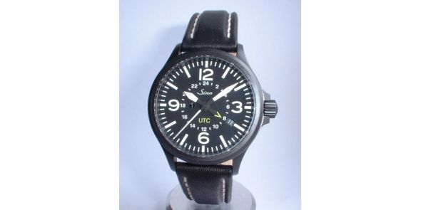 Sinn Automatic Pilots Watch 856 UTC S - Sinn Flieger 856 UTC