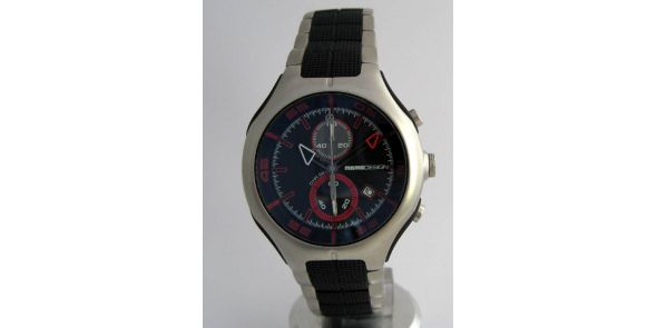 Momo Design Speed Pro Chronograph Red - MMD 10