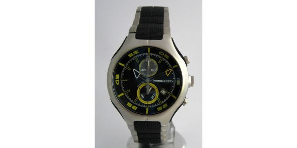 Momo Design Speed Pro Chronograph Yellow - MMD 11