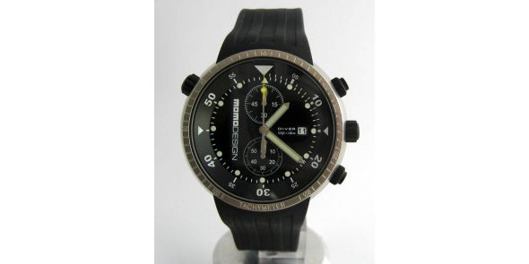 Momo Design Diver Pro Chronograph - MMD 01