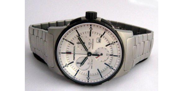 Momo Design Pilot Chronograph Silver Dial - MMD 03