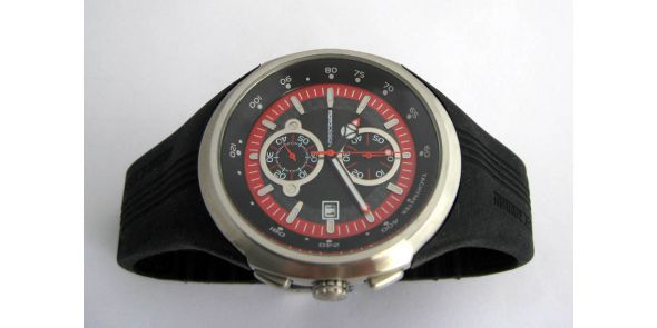Momo Design Phantom Chronograph Red - MMD 06