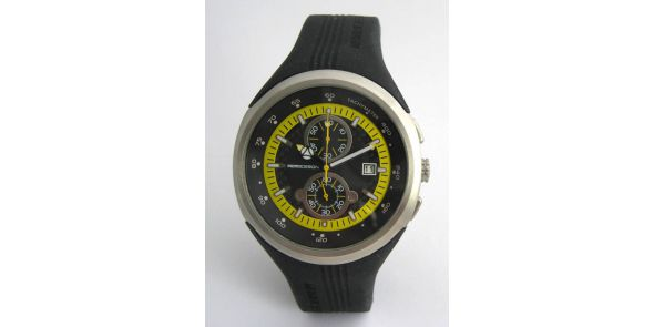 Momo Design Phantom Chronograph Yellow - MMD 07