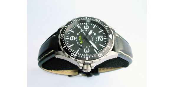 Sinn Flieger Automatic 857 Pilots Watch - Sinn Flieger 857 UTC