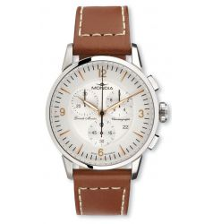 Mondia Mondia Grande Montre Chronograph Leather MON 646-2G