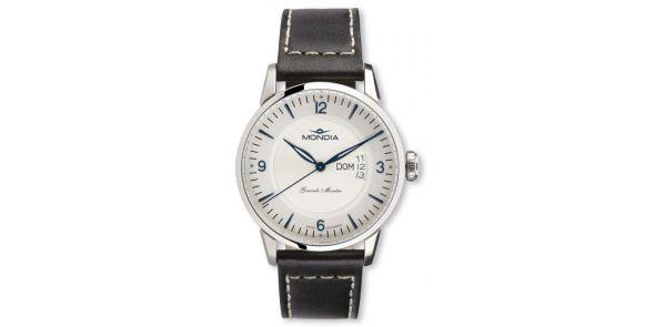 Mondia Grande Montre Wristwatch - Ref. MON 649-1B