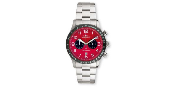 Mondia Triumph Red Face Sports Chronograph - MON 594-11R