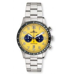 Mondia Mondia Triumph Yellow Face Sports Watch MON 594-12Y