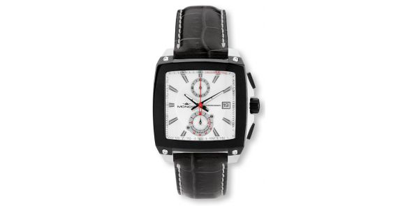 Mondia Triumph Square Steel and PVD Watch - MON 660-1B