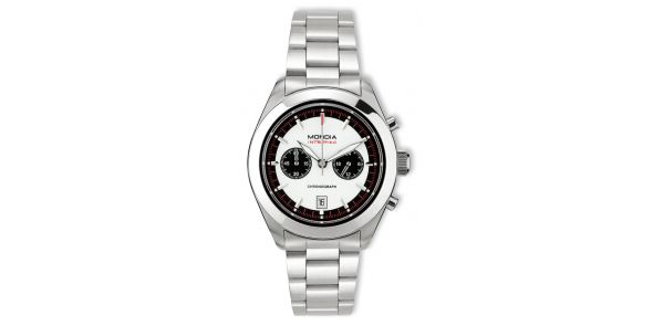 Mondia Intrepido Sports White Face Watch - MON 672-2W