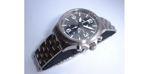 Sinn Flieger Wristwatch 756 UTC DIAPAL - 756 UTC DIAPAL