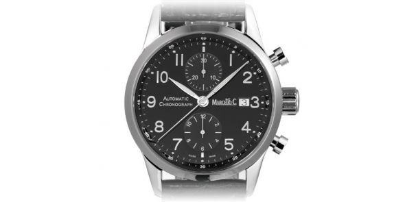 Marcello C Classic Chronograph - MAC 06