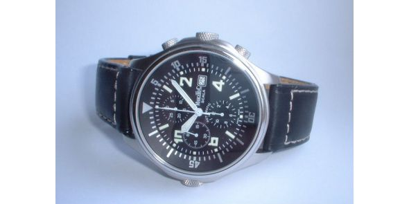 Marcello C Scala Chronograph Wristwatch - MAS 02