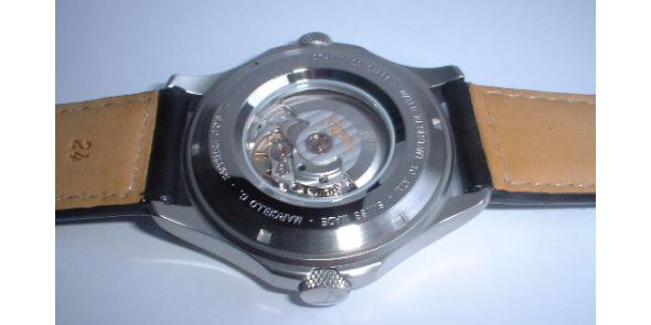 Marcello C Scala Wristwatch - MAS 01