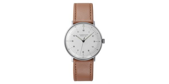 Max Bill by Junghans - Hand Winding. Numbers - MXB 01