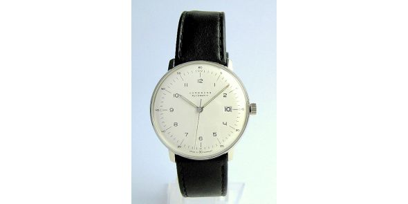 Max Bill by Junghans - Automatic Date. Number - MXB 10