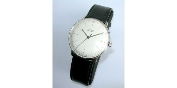 Max Bill by Junghans - Automatic. Index - MXB 07