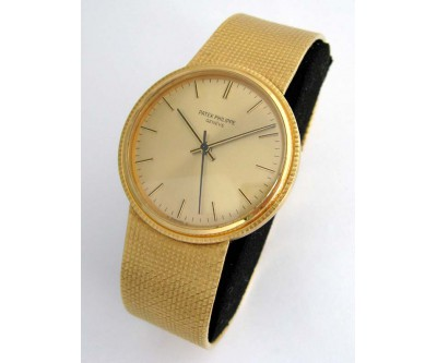 Patek Philippe 18k Gents Automatic 3563/3 - PAT 07
