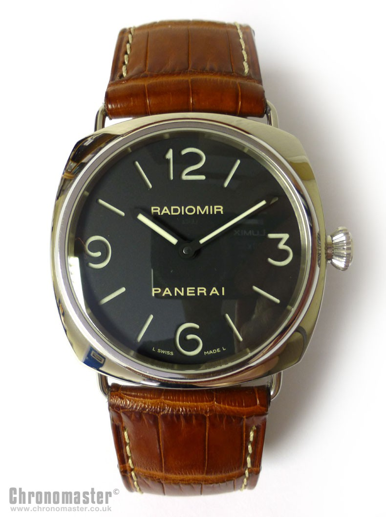 Panerai Radiomir Pan 41 Chronomaster Uk