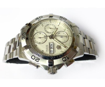 Tag Heuer Aquaracer Automatic Chronograph - HEU 197