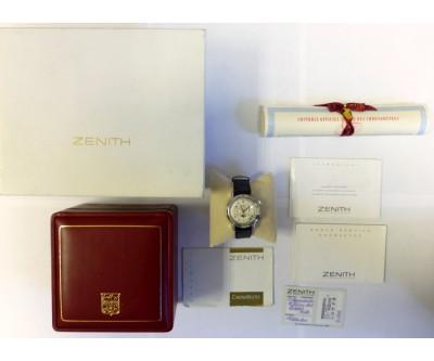Zenith ChronoMaster Automatic Chronograph El Primero Movement - ZEN 59