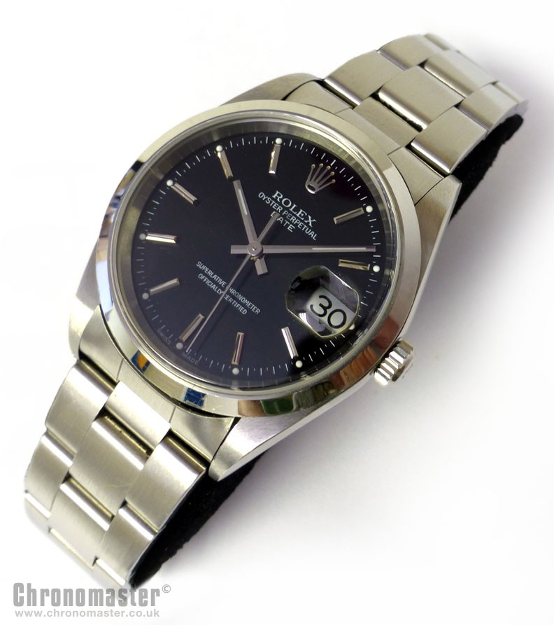 Rolex oyster perpetual day date superlative chronometer officially certified in Sydney