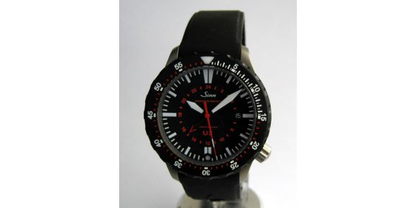 Sinn Divers Automatic Wristwatch (EZM 5) - U2 SDR