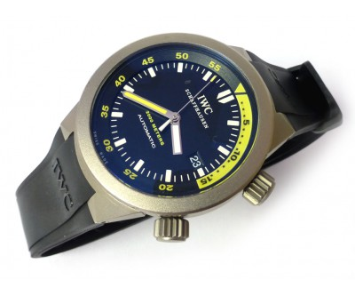 IWC Aquatimer In Titanium Bracelet and Strap - IWC 176