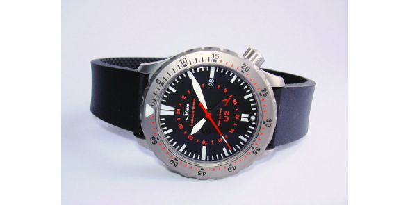 Sinn U2 Divers Automatic Wristwatch (EZM 5) - U2