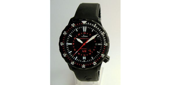 Sinn U2 S Divers Automatic Wristwatch - U2 S