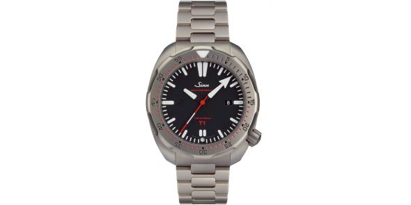 Sinn T1 Automatic Mission Timer Divers Watch - The EZM 14