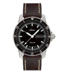 Sinn Sinn 104 St Sa I on Leather Strap SIN 196