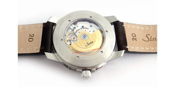 Sinn 104 St Sa I on Leather Strap - SIN 196