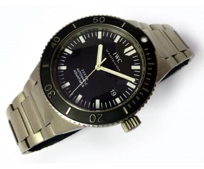 IWC GST Aquatimer in Titanium - IWC 173