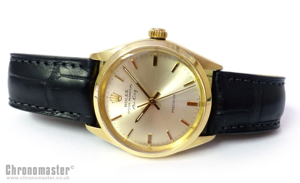 rolex king gold