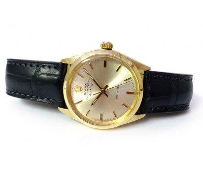 Rolex Air King - 9k Gold - ROL 624