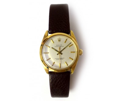 Rolex Oyster Precision 18 karat gold - ROL 632