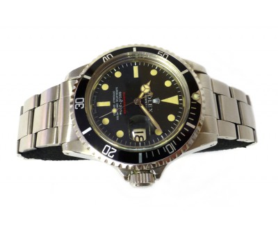 Rolex Submariner Date 1680 Red Sub Box and Papers - ROL 630