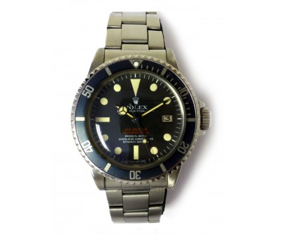 Rolex Sea Dweller Double Red - ROL 633