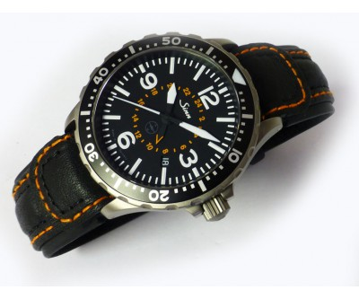 Sinn Flieger 857 UTC TESTAF Automatic Pilots Watch - SIN 202