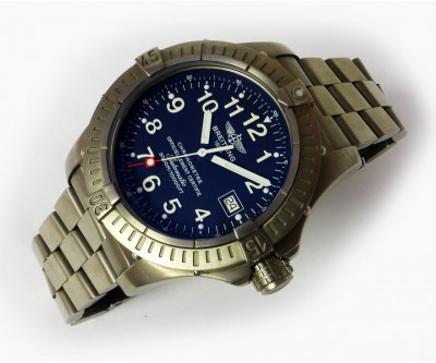 Breitling Sea Wolf Automatic Divers Watch 3000 m - BRL 189