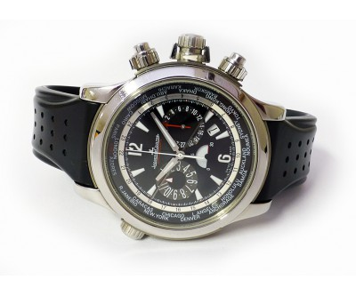 Jaeger LeCoultre Master Compressor Extreme World Chronograph - NWW 1180