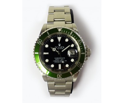 Rolex Submariner Date LV - Green Sub - ROL 641