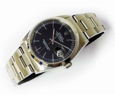 Rolex Oyster Perpetual Datejust - Black Dial - ROL 639