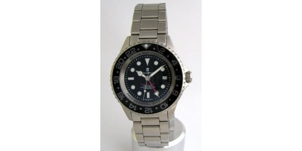 Steinhart Forty-Four GMT Black - T0212-STH28