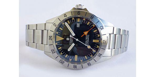 Steinhart Ocean Vintage GMT - T0211-STH 19
