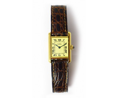Cartier Ladies Wristwatch - CTR 22