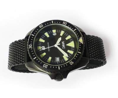 MWC Automatic Military Divers Watch. - NWW 1192