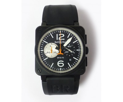 Bell & Ross BR03 Aviation. - NWW 1189