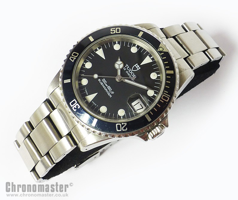 Tudor submariner automatic divers watch with rolex service - Tudor dive watch price ...